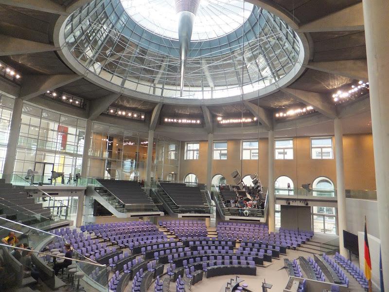 Lee más sobre el artículo Deutscher Reichstag, visita indispensable en Berlín