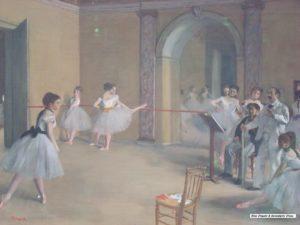 Degas y la danza en Orsay