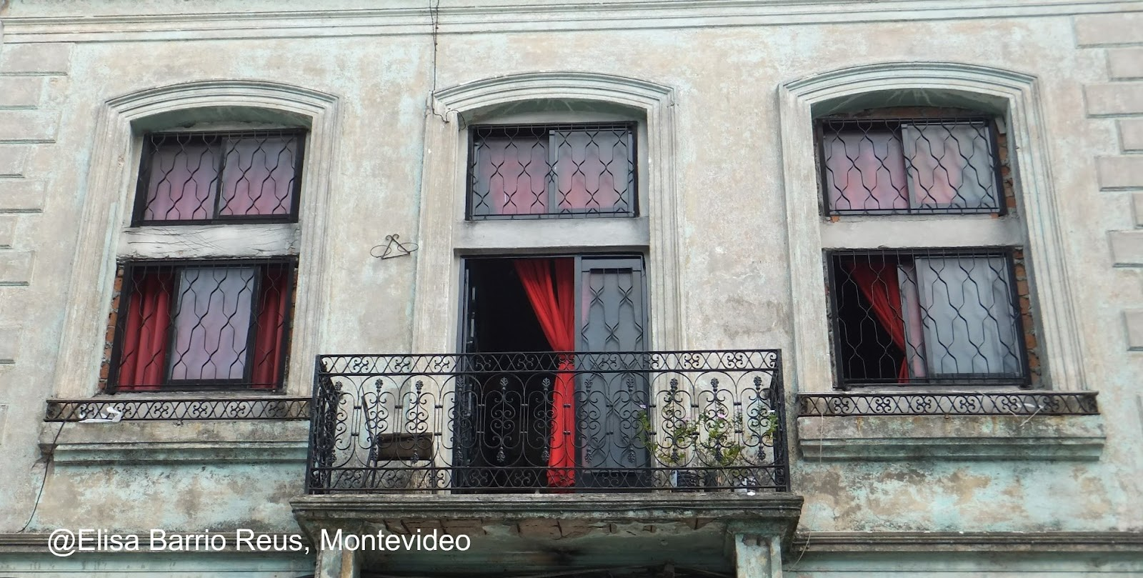 Barrio Reus en Montevideo