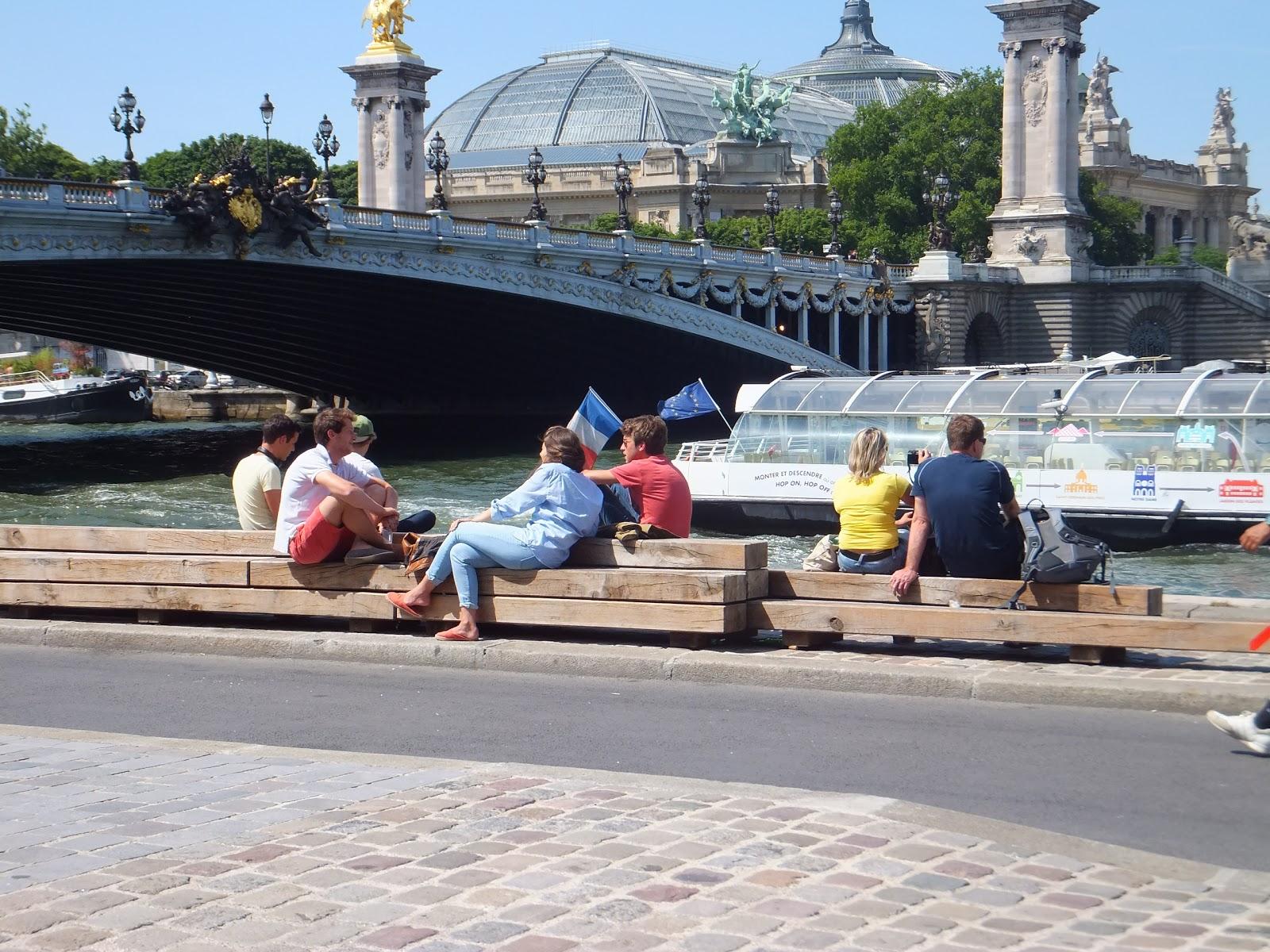 Verano en Berges de la Seine