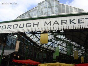 Lee más sobre el artículo Borough Market en Londres, un mercado cosmopolita y singular