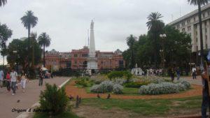 Lee más sobre el artículo Buenos Aires, la Plaza de Mayo, y sus alrededores