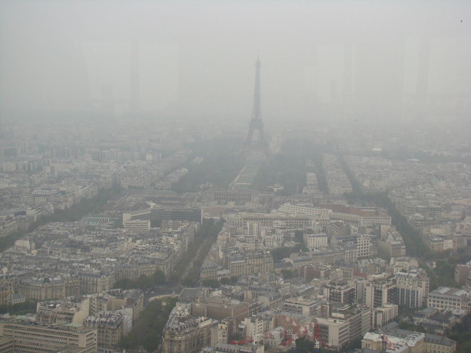 En este momento estás viendo Panorama desde el «Ciel de París» y la Tour de Montparnasse