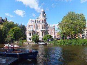 Viaje a Amsterdam, primeras impresiones