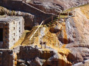 El Puente del Inca, maravilla en Mendoza