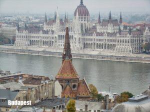Cinco cosas a hacer en Budapest