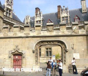 Lee más sobre el artículo Visita al Museo Cluny y Thermes, museo de la Edad Media en París