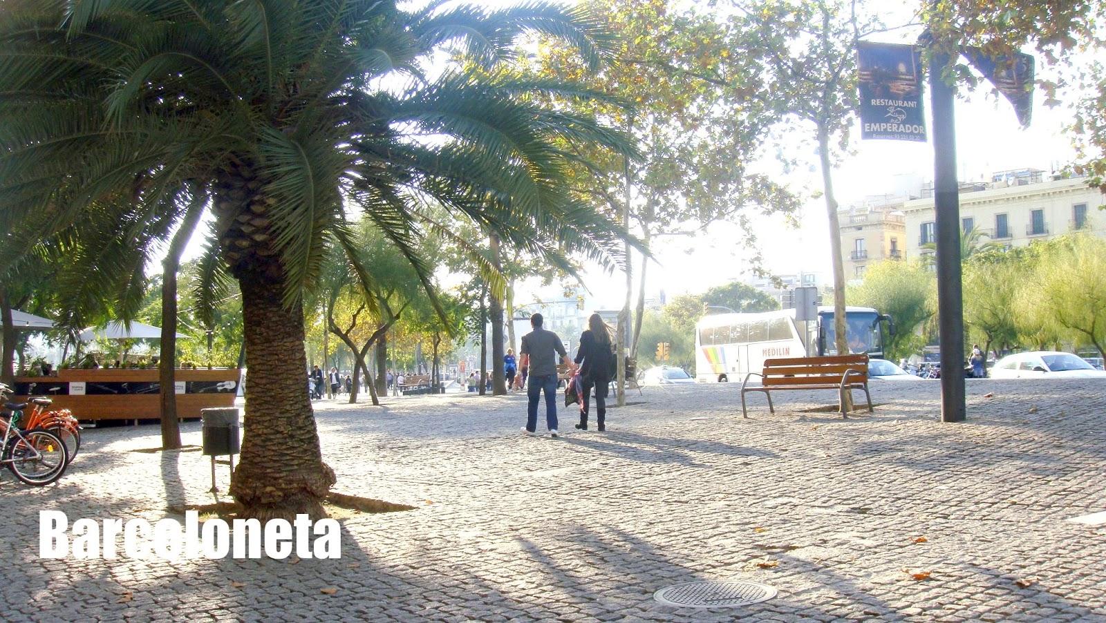 Barceloneta, la pequeña Barcelona