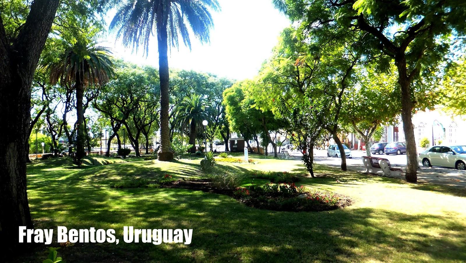 Fray Bentos, Uruguay, la buena vida