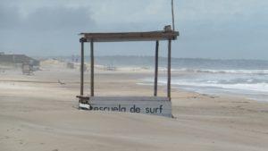 Escuela de surf en Punta del Este