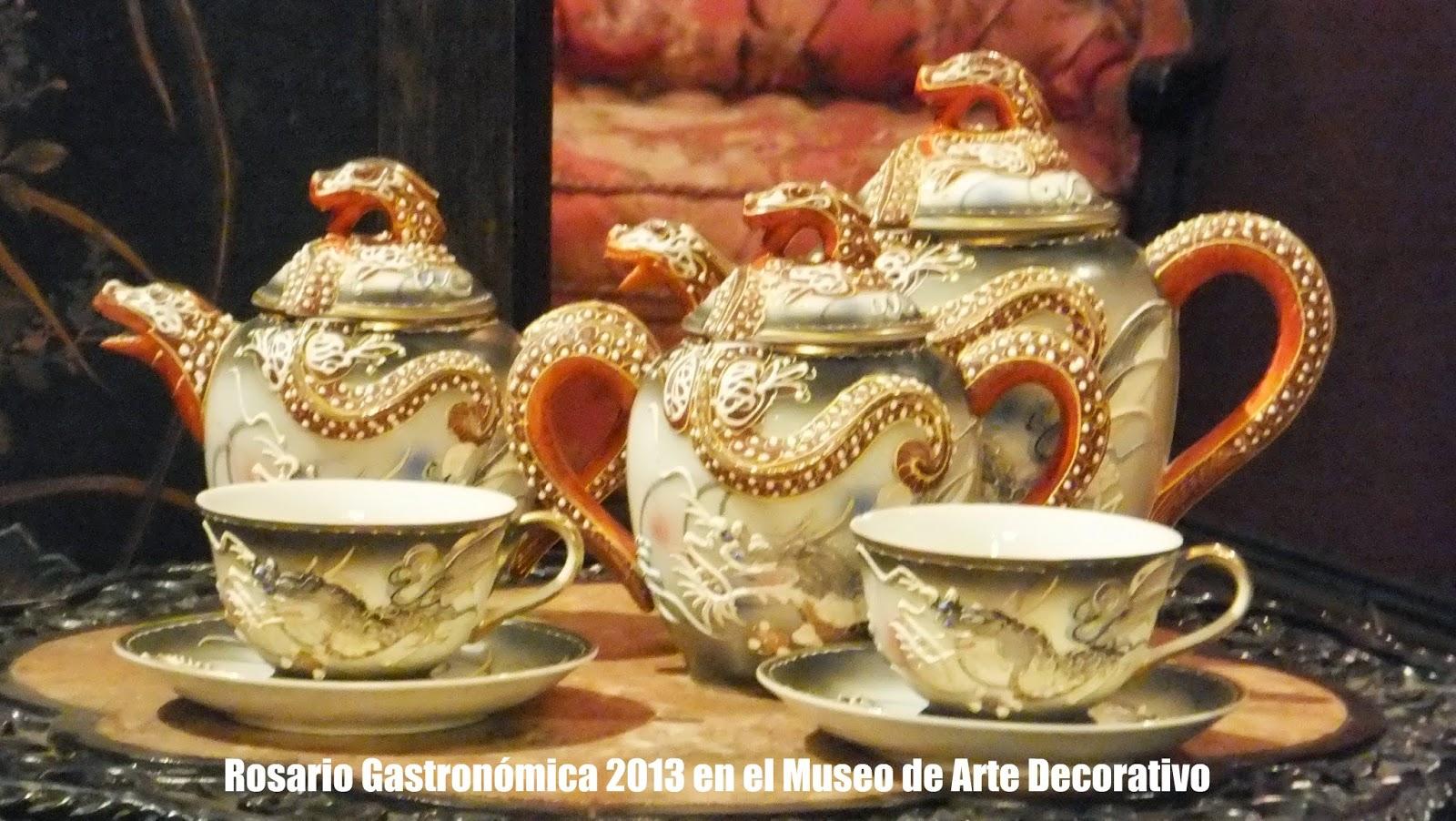 Lee más sobre el artículo Ceremonia del té en Rosario Gastronómica