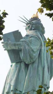Estatua de la Libertad, símbolo de New York
