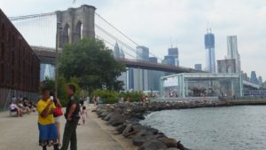 Brooklyn Bridge Park y Jane´s Carousel