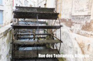 Descubriendo la Rue des Teinturiers