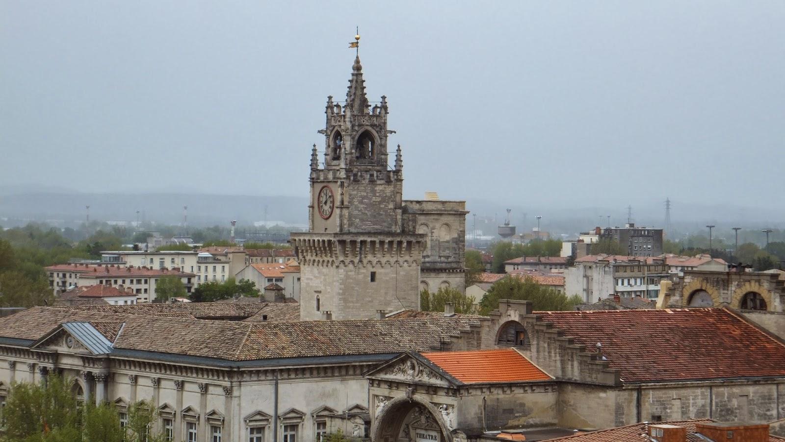Avignon, ciudad provençal llena de historia