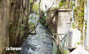 Historia de agua y manantiales: La Sorgue