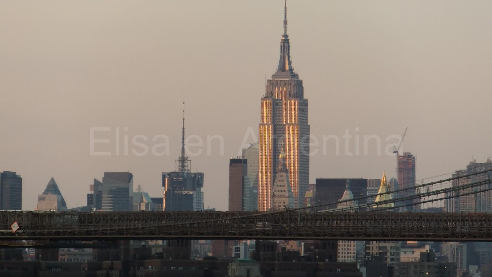 En este momento estás viendo Manhattan al atardecer