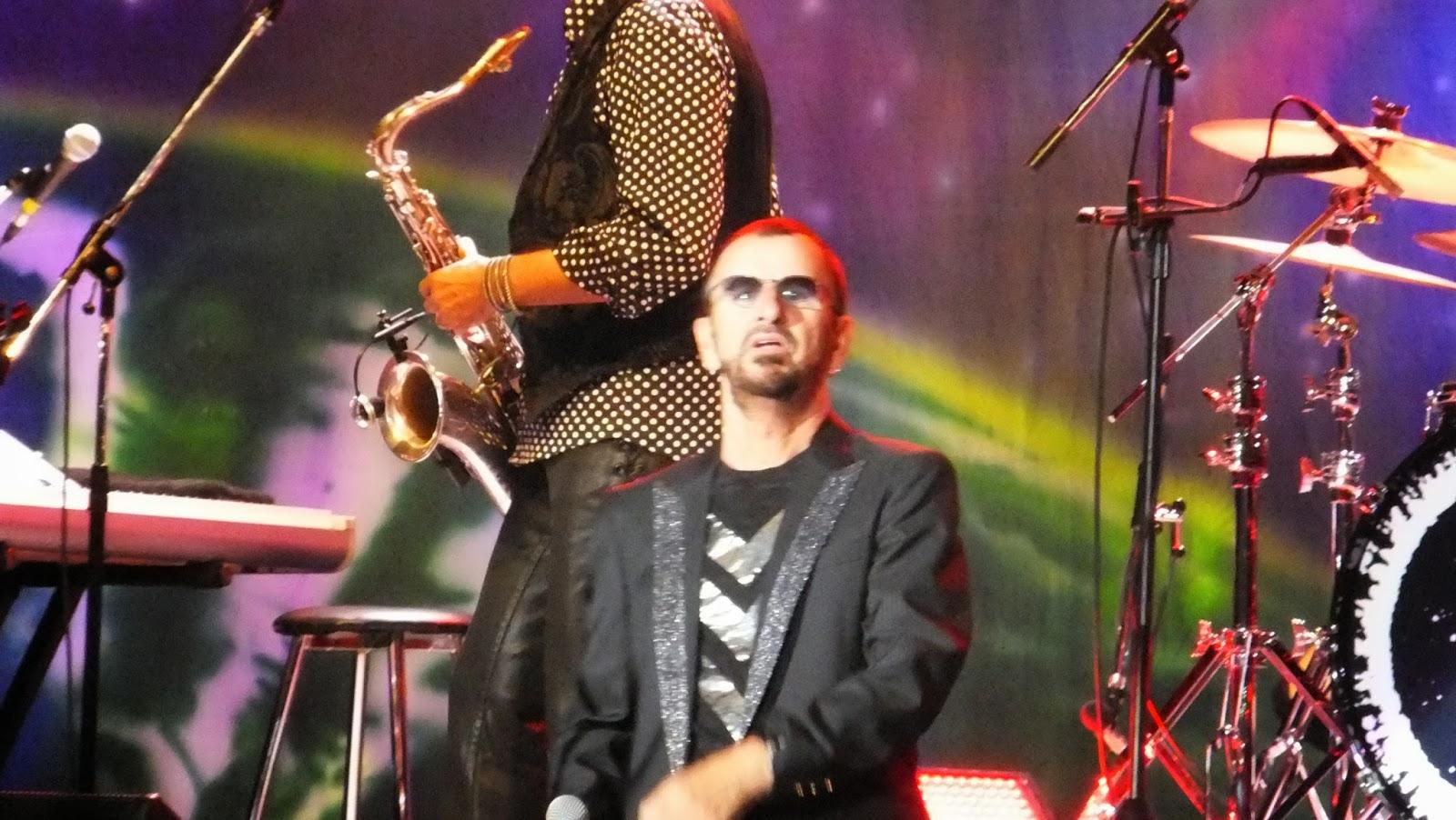 Lee más sobre el artículo Encuentro con una leyenda: Ringo Starr en Buenos Aires