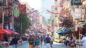 Lee más sobre el artículo Postales de Little Italy y ChinaTown, en Manhattan