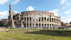 Lee más sobre el artículo Visita al interior del Colosseo romano