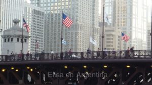 Chicago is a wonderful town…