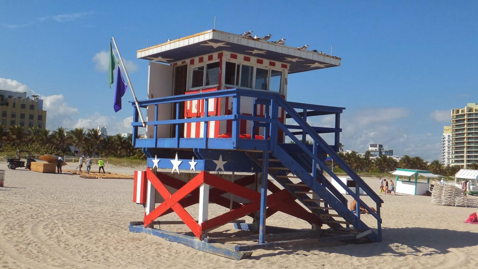 Vacaciones en Miami, Florida