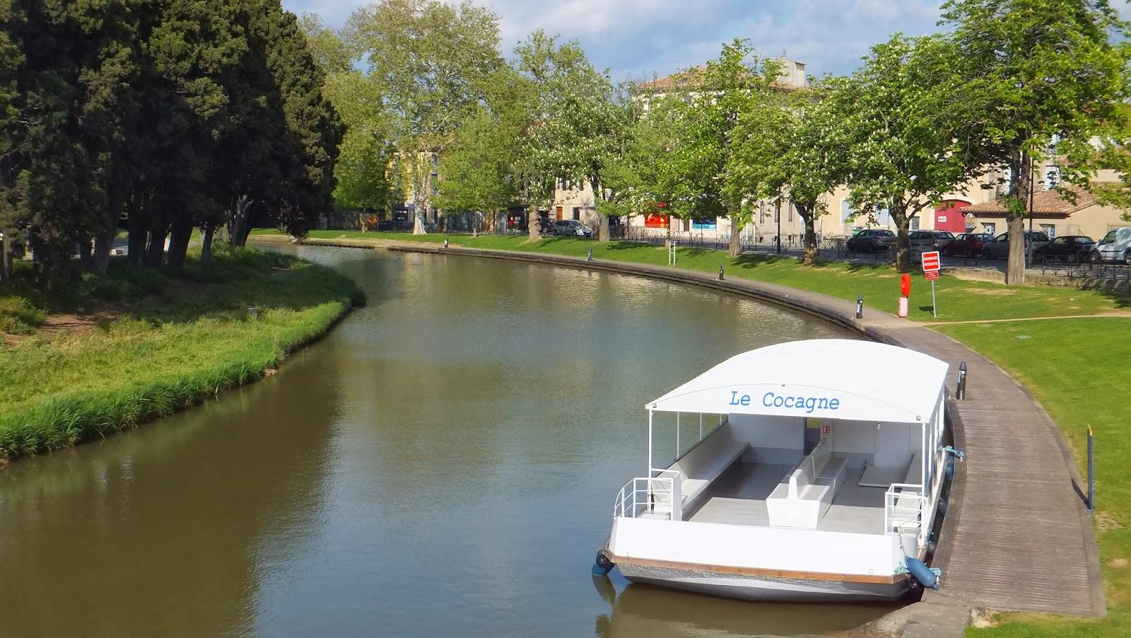 Descubrí el Canal du Midi en Carcassonne
