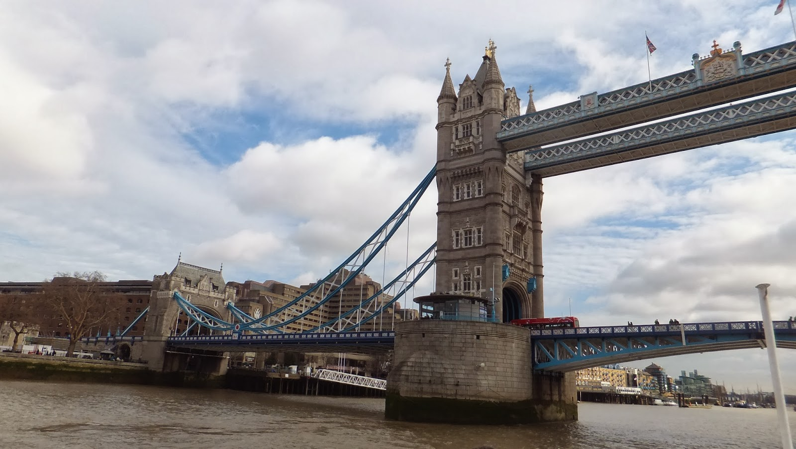 Tower Bridge, icono de Londres