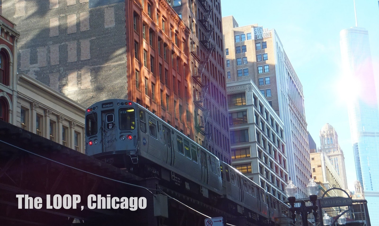 Chicago. Aventuras en el LOOP