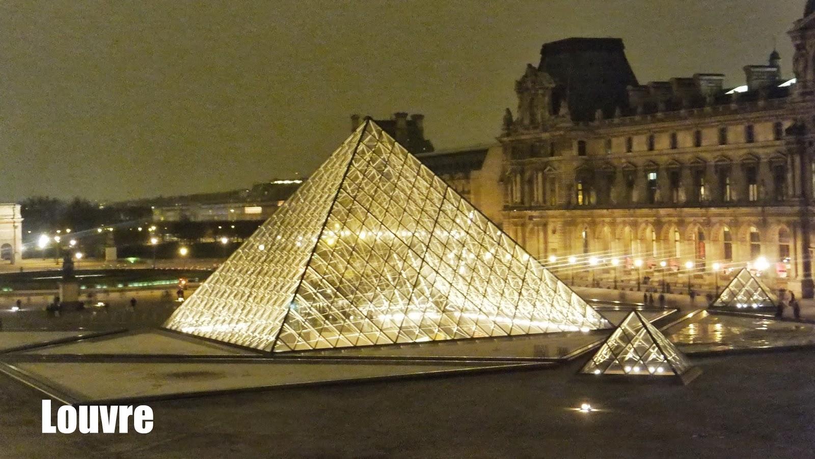 Mi experiencia en el Louvre París