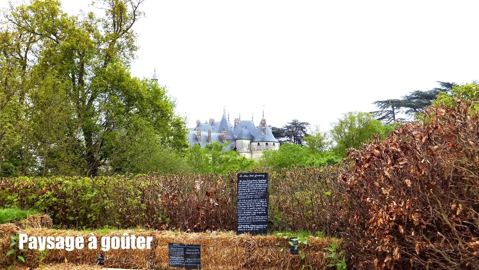Festival de Jardines en Chaumont-sur-Loire