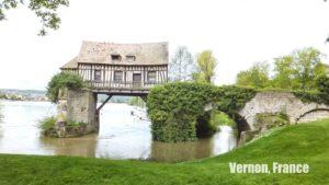 Lee más sobre el artículo Vernon, ciudad medieval