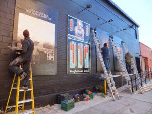 Lee más sobre el artículo Rough Trade Williamsburg, street art in motion