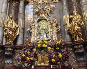 La alegría del Niñito Jesús de Praga