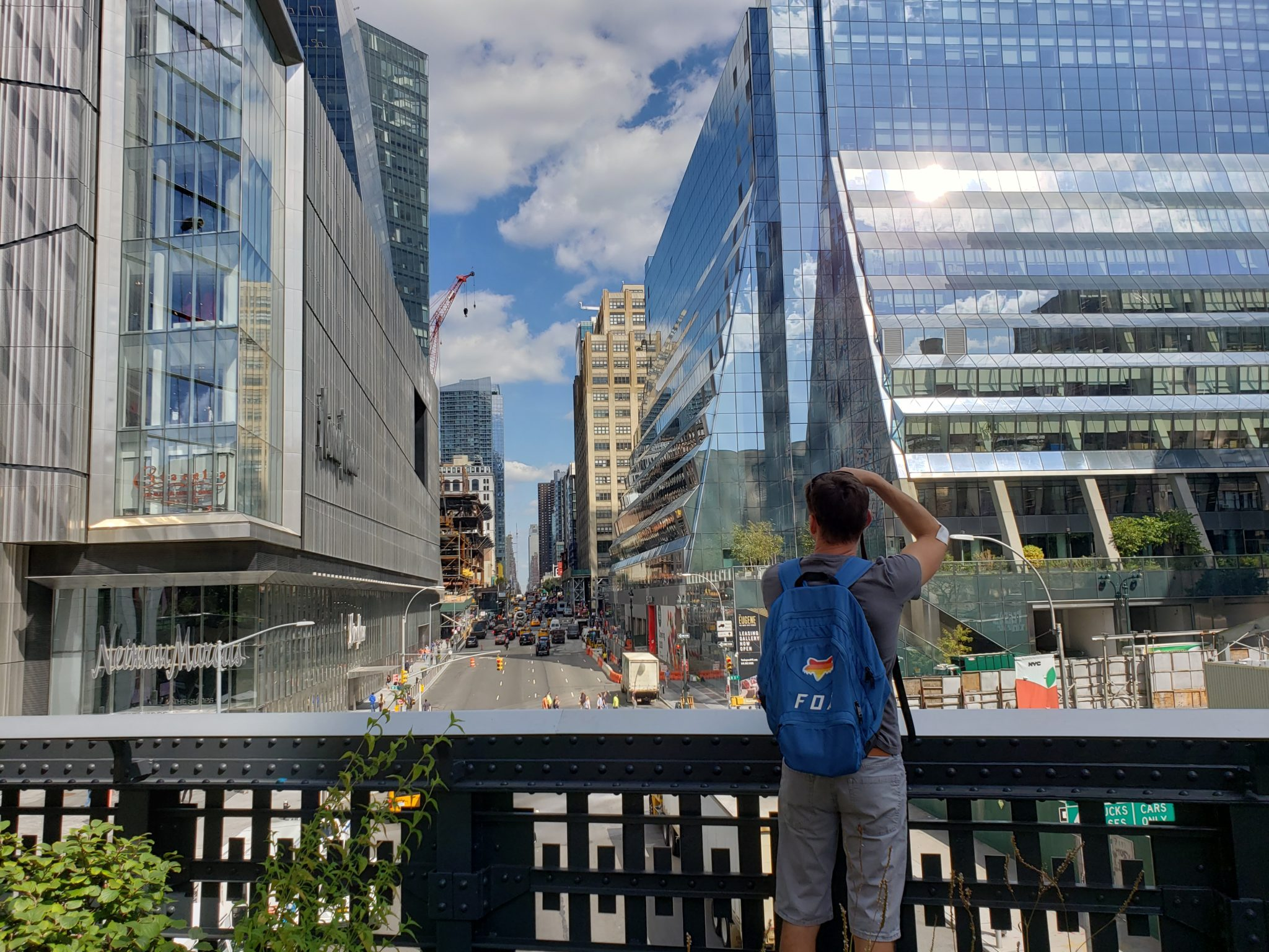 The High Line en New York se renueva