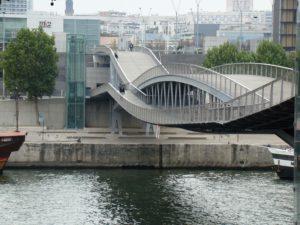 Lee más sobre el artículo Pasarela Simone de Beauvoir en París