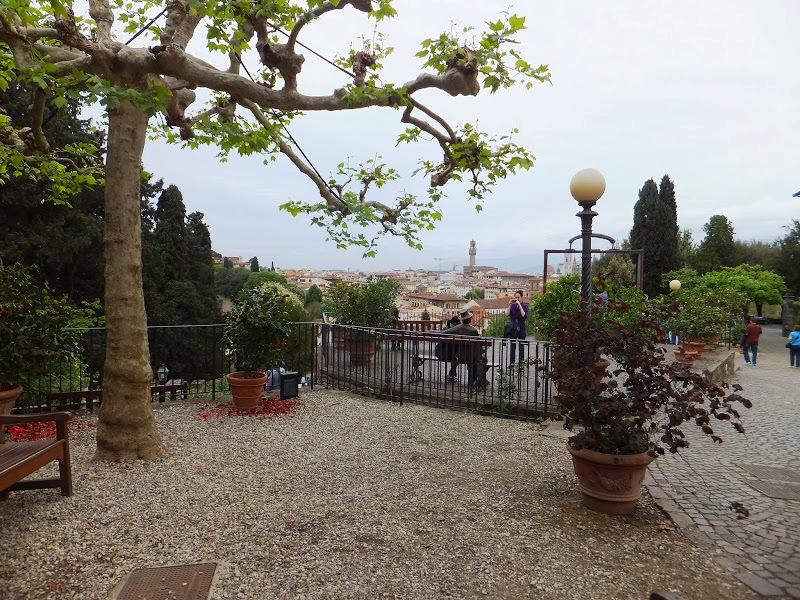 Giardino delle Rose, Florencia, Blog de Elisa N Diseño de Viajes