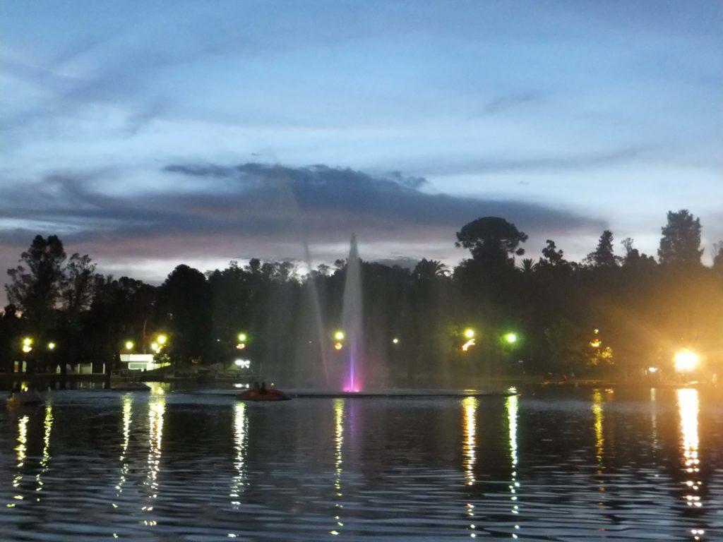 Aguas danzantes, Parque de la Independencia, Rosario, Argentina, Elisa N Viajes