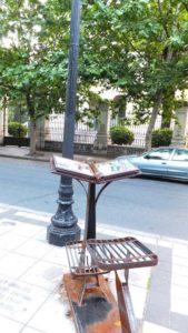 Un lugar para la memoria en Rosario