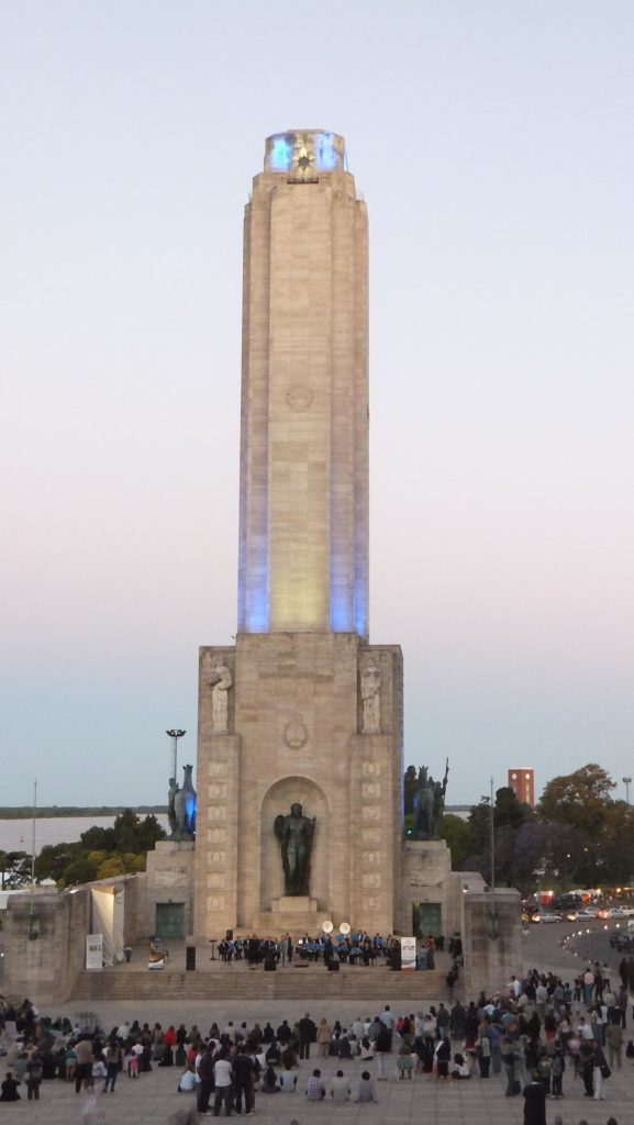 Monumento a la Bandera, Rosario, Elisa N Viajes