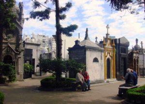 Lee más sobre el artículo Antiguo Cementerio de La Recoleta