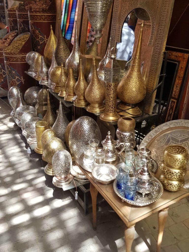 Zoco, Jemaa el-Fna, Marrakech, Marruecos
