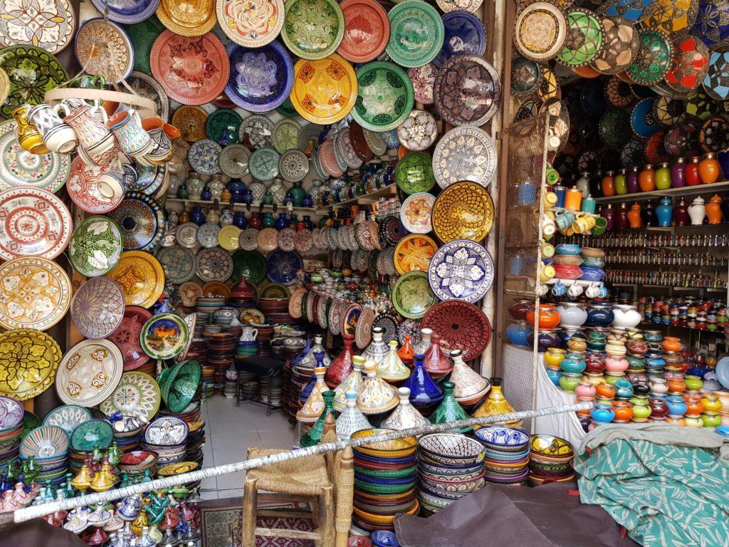 Zoco, Marrakech, Marruecos