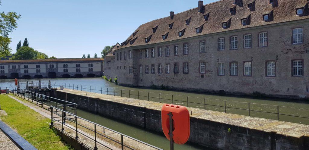 Represa Vauban, Estrasburgo