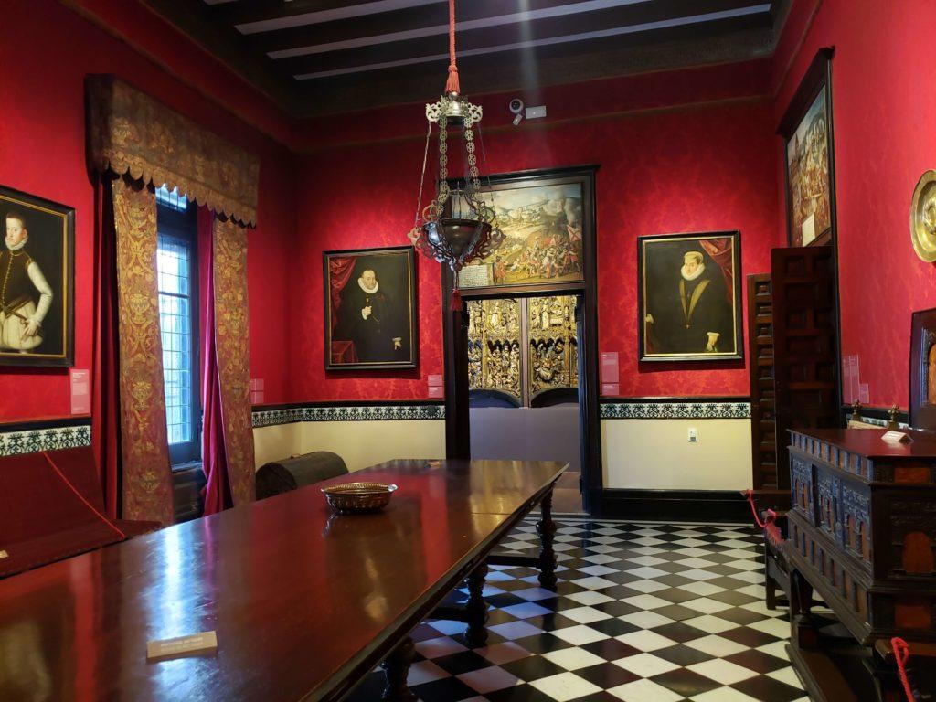 Museo de Arte Español Larreta, Buenos Aires