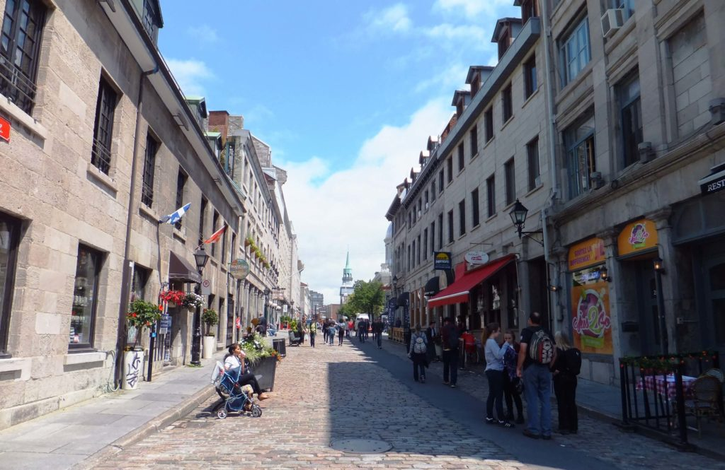 Qué ver en Vieux Montréal