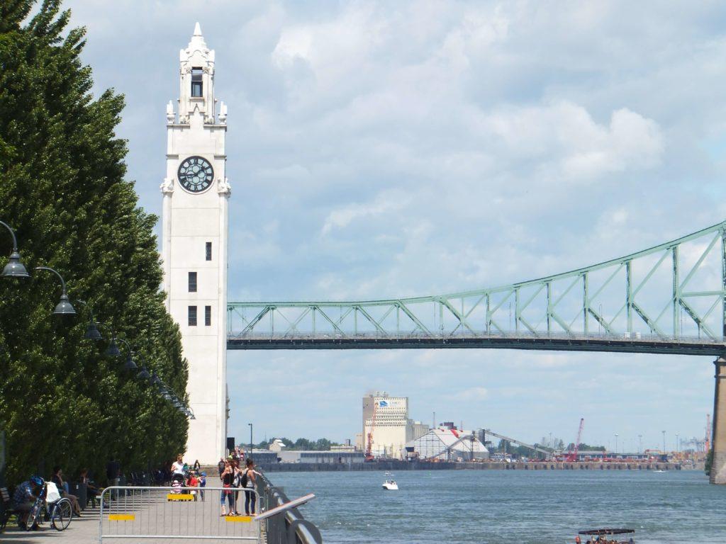 Tour de l´Horloge, Vieux Port, Montréal, Canada