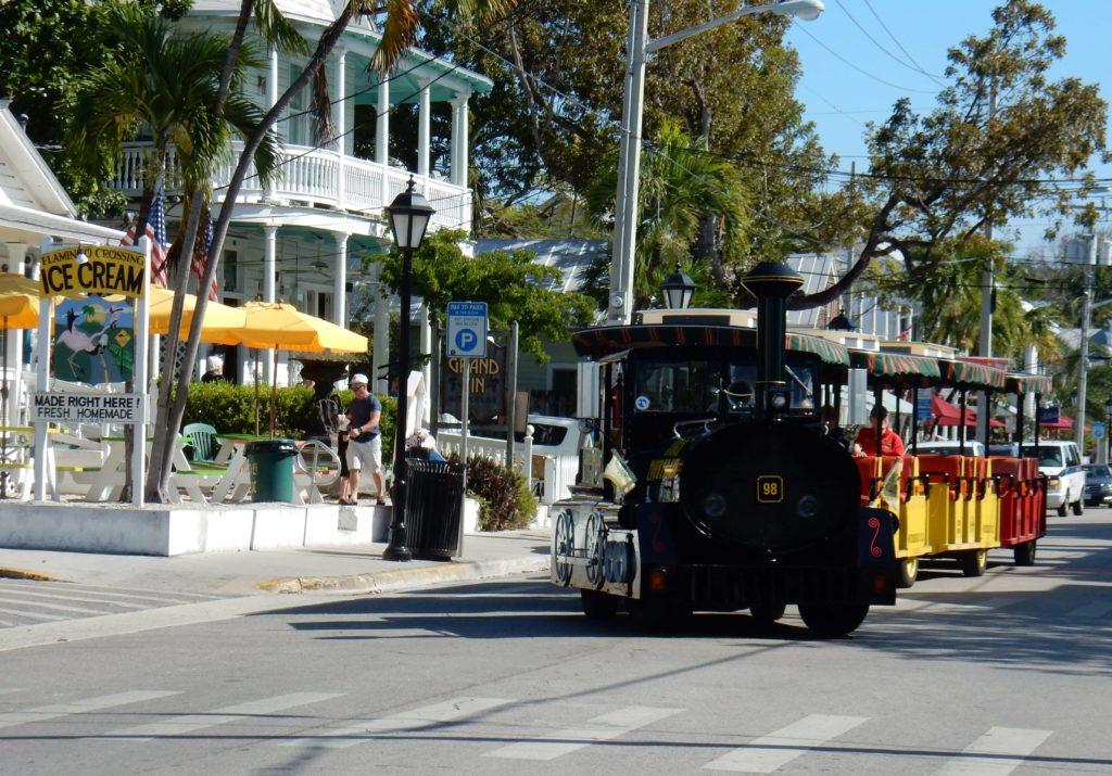 Trencito, Cayo Hueso, Key West, Florida