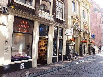 Barrio Rojo y Coffee Shops, lugares curiosos de Amsterdam