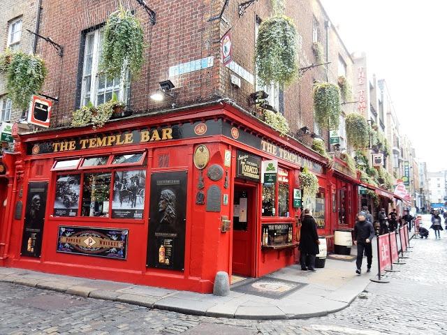 En este momento estás viendo Primer día en Dublin, en Irlanda del Sur